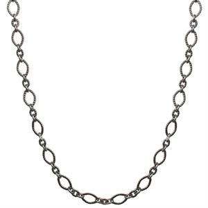 Picture of Alternating Textured Link Graphite